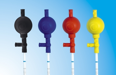 Fisherbrand™Rubber Pipette Bulbs for Bulb or Cylindrical Pipettes Capacity: 60mL Fisherbrand™Rubber Pipette Bulbs for Bulb or Cylindrical Pipettes