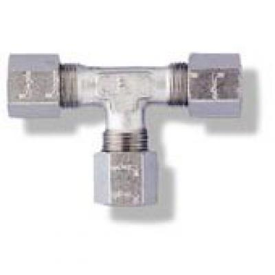 Cole-Parmer™ Union Tee Compression Fitting 3/8 in. Cole-Parmer™ Union Tee Compression Fitting