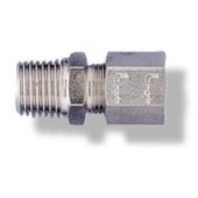 Cole-Parmer™Straight Male Pipe Adapter Compression Fitting 1/2 in. Cole-Parmer™Straight Male Pipe Adapter Compression Fitting