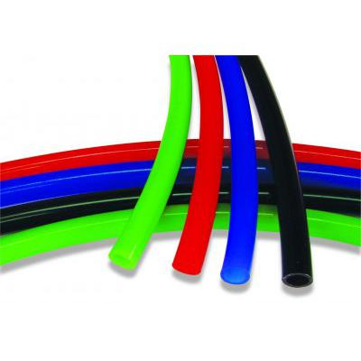 Ark Plas Products™ Colored Vinyl (PVC) Tubing Color: Blue; I.D.: 3.17mm; O.D.: 6.35mm; Length: 30m Ark Plas Products™ Colored Vinyl (PVC) Tubing