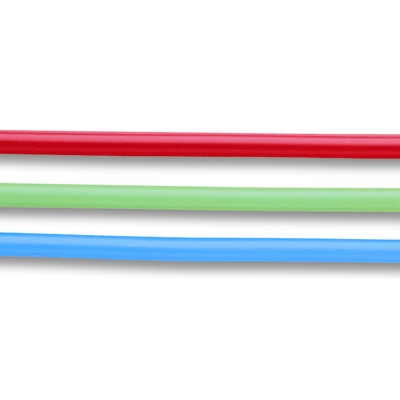 Fisherbrand™ Color-Coded Silicone Vacuum Tubing Color: Red; I.D.: 1.6mm; O.D.: 3.2mm; Nominal pressure: 3bar Fisherbrand™ Color-Coded Silicone Vacuum Tubing