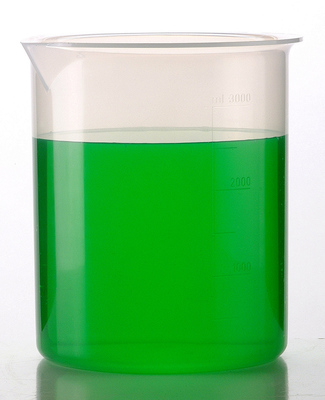 Kartell™Polypropylene Low Form Beakers with Molded Graduations Capacity: 5000mL Kartell™Polypropylene Low Form Beakers with Molded Graduations
