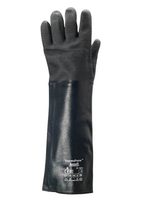 Ansell Edmont™Scorpio™ 19-024 Series Black Neoprene Immersion Gloves Size: 10 products