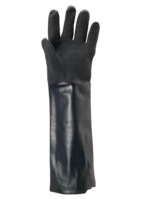Ansell™Scorpio™ 19-024 Series Black Neoprene Immersion Gloves Size: 10 Products
