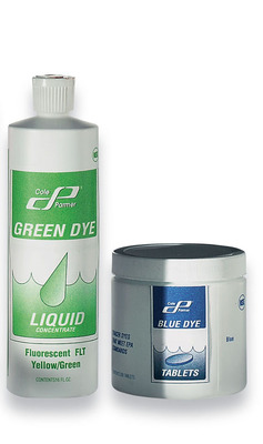 Cole-Parmer™ Dye Concentrate pH Range: 8.6 to 8.8; For use with: Squirt-top dispensing Cole-Parmer™ Dye Concentrate