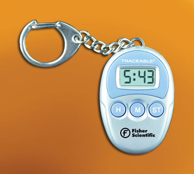 fisher scientific traceable timer manual