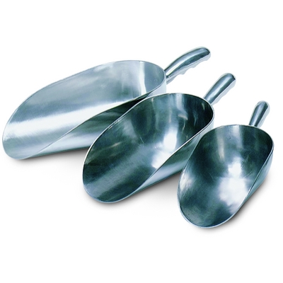 Cole-Parmer™Schaufel aus Aluminium Capacity: 1100mL Cole-Parmer™Schaufel aus Aluminium