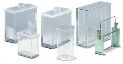 Fungilab™Fungicrom Separating Chambers (TLC) NORMAPLAK Separating chamber with lid; Size: 200 x 200mm Fungilab™Fungicrom Separating Chambers (TLC)