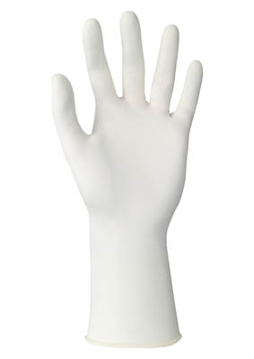 Ansell™ Nitrilite™ 93-311 Series Natural Nitrile Gloves Size: 8 Ansell™ Nitrilite™ 93-311 Series Natural Nitrile Gloves