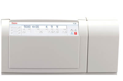 Thermo Scientific™SL16R TX-400 Clinical Centrifuge Package SL16R TX-400 Clinical Centrifuge Package General Purpose Bench Top Centrifuges