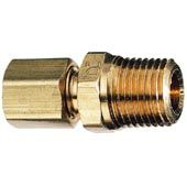 Cole-Parmer™ Brass Compression Pipe Adapter 3/8 in. Cole-Parmer™ Brass Compression Pipe Adapter