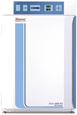 Thermo Scientific&trade;&nbsp;Series 8000 Water-Jacketed CO<sub>2</sub> Incubator, 184 L, Polished Stainless Steel 230 V Thermo Scientific&trade;&nbsp;Series 8000 Water-Jacketed CO<sub>2</sub> Incubator, 184 L, Polished Stainless Steel