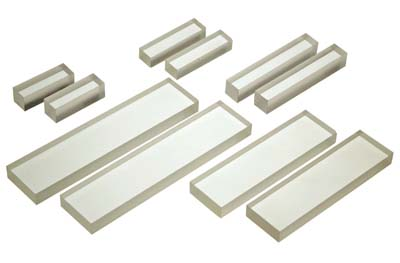 Fisherbrand™ Buffer Saver Blocks For use with: Sub-Gel Mini Horizontal Gel Electrophoresis Unit Fisherbrand™ Buffer Saver Blocks