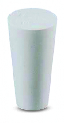 Cole-Parmer™Solid Color-Coded Silicone Stoppers Top Diameter: 12mm products
