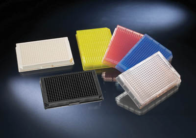 Fisherbrand™ 96-Well Polypropylene Microplates Round bottom; Non-sterile; Red Fisherbrand™ 96-Well Polypropylene Microplates