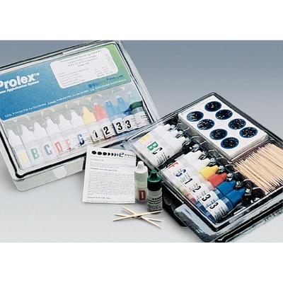 Pro-Lab Diagnostics™Kits de latex de groupage streptococcique Prolex™ Réactif de latex streptococcique du groupe B voir les résultats