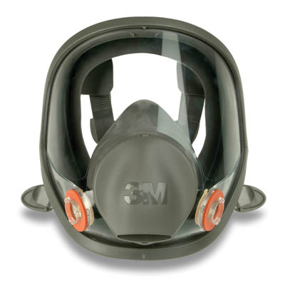 3M™6000 Series Reusable Full Face Mask Respirators For use: Construction Applications 3M™6000 Series Reusable Full Face Mask Respirators
