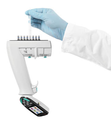 Thermo Scientific™E1-ClipTip™ Electronic Adjustable Tip Spacing Multichannel Equalizer Pipettes  products