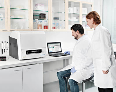 Thermo Scientific™ Varioskan™ LUX multimode microplate reader  produits trouvés