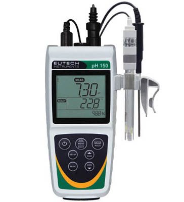 Thermo Scientific™Eutech™ pH 150 Meter Kit  Products