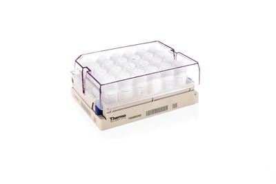 Thermo Scientific™ Nunc™ Low Profile 5.0mL Externally-Threaded Universal Tubes Cryo tube no 2D code in barcoded rack Thermo Scientific™ Nunc™ Low Profile 5.0mL Externally-Threaded Universal Tubes