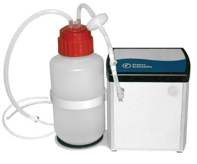 Fisherbrand™ Aspiration Basic System, comfortable operation, fr  Vakuumpumpen