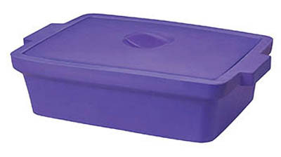 Corning bac glace rectangulaire avec couvercle maxi 9 l ice pan rectangular with lid maxi for Glace rectangulaire