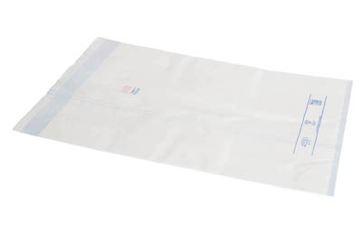 Synergy Healthcare™SteriBags™ Heat Seal Closure Pouches 609 x 380 x 125mm (L x W x D) Synergy Healthcare™SteriBags™ Heat Seal Closure Pouches