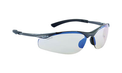 Bolle™COBRA Wrap-around Safety Glasses  General Purpose Safety Glasses
