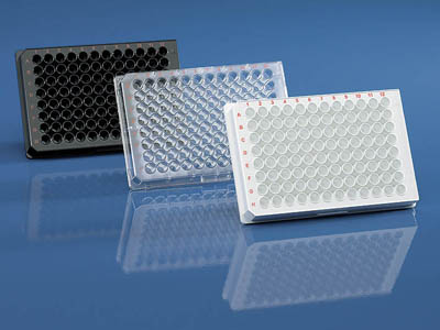 BRAND&trade;&nbsp;BRAND<i>plates</i> cellGrade&trade; premium 96-Well Microplates Transparent; F-bottom; 350&mu;L Products