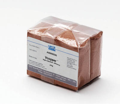 Velp Scientifica™Vcopper For Use With: Dumas Nitrogen Analyzer Combustion Analyser Accessories