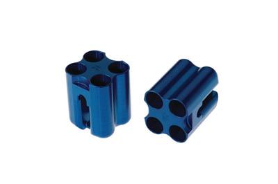 Eppendorf™Zentrifugenbecher Kann verwendet werden mit: 4x1.5ml/2-ml-Rörchen des S-24-11-AT-Rotors; Menge: 2/Pckg. Eppendorf™Zentrifugenbecher