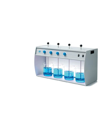 Velp Scientifica™FC S Series Flocculators with Independent Positions Model: FC S4 - 4 positions Products