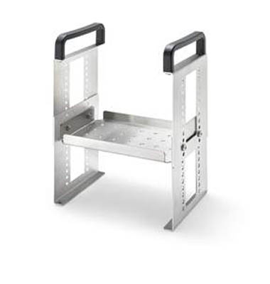 Thermo Scientific™Racks and Inserts for Refrigerated and Heated Bath Circulators Stainless-steel rack for bath types A5B, A10B, A24B, S49, S19T, S14P, S21P. Thermo Scientific™Racks and Inserts for Refrigerated and Heated Bath Circulators