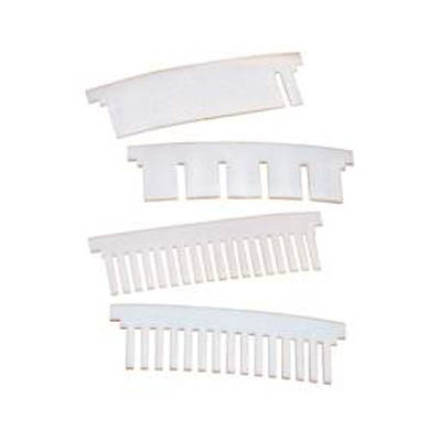CytivaSE260/SE250 MiniVertical Electrophoresis System Replacement Parts: Spineless Combs Comb; 15 -well; Size: 2.9 x 1.50mm CytivaSE260/SE250 MiniVertical Electrophoresis System Replacement Parts: Spineless Combs
