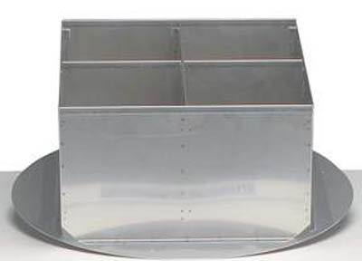 Thermo Scientific™CryoPlus™ Canisters, Frames and Dividers Platform Divider; 700mL Gambro DF-700 for frames and canisters Thermo Scientific™CryoPlus™ Canisters, Frames and Dividers