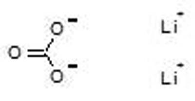 Lithium carbonate, 98+%, for analysis, ACROS Organics™ 1kg Lithium