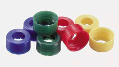 Thermo Scientific™National Target DP™ Screw Thread Caps Green Thermo Scientific™National Target DP™ Screw Thread Caps