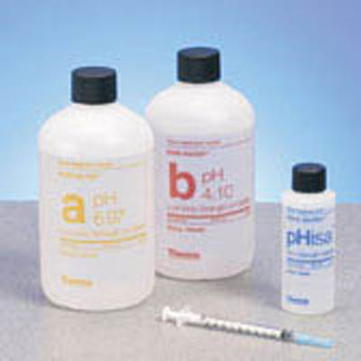 Thermo Scientific™Orion™ Pure Water™ pH-Puffers und pHISA™ Anpassung pH Buffer B, pH 4.10 Thermo Scientific™Orion™ Pure Water™ pH-Puffers und pHISA™ Anpassung
