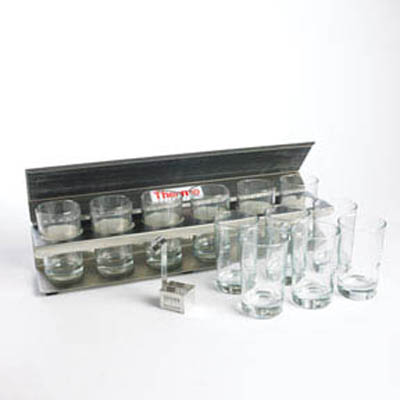 Thermo Scientific™ Kit de tinción para cortes congelados Shandon™ Glass Beaker Colorantes histológicos y citológicos
