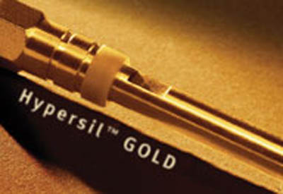 Thermo Scientific™ Hypersil GOLD™ aQ C18 Polar Endcapped HPLC Columns 5μm particle size; 30 x 150mm Products