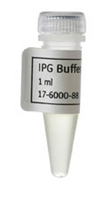 GE Healthcare IPG Buffers pH range: 3 to 11 NL (nonlinear) GE Healthcare IPG Buffers