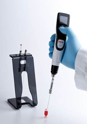 Thermo Scientific™ eVol™ XR Dispensing System Syringes eVol digitally controlled analytical syringe; 500μL XCHANGE analytical syringe Thermo Scientific™ eVol™ XR Dispensing System Syringes