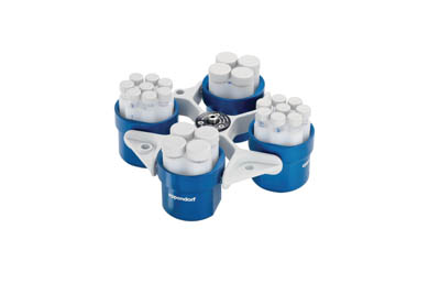 Eppendorf™5804/5810 Series 4 x 250mL Swing-bucket Rotor With round buckets Eppendorf™5804/5810 Series 4 x 250mL Swing-bucket Rotor