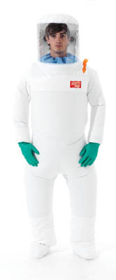 Ansell Edmont™ Microgard™ 2500 Plus PAPR Encapsulated Coveralls Large Ansell Edmont™ Microgard™ 2500 Plus PAPR Encapsulated Coveralls