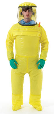 Ansell Edmont™Microchem™ 3000 PAPR Encapsulated Coveralls 2XL Products