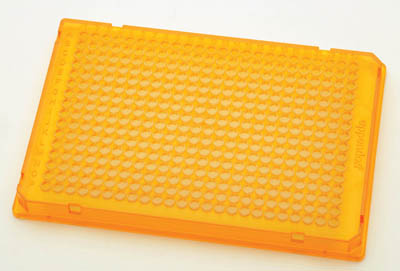 Eppendorf™ Conical Bottom 384 Well Twin Tec PCR Plate Color: Orange Eppendorf™ Conical Bottom 384 Well Twin Tec PCR Plate