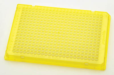 Eppendorf™Conical Bottom 384 Well Twin Tec PCR Plate Color: Yellow Eppendorf™Conical Bottom 384 Well Twin Tec PCR Plate